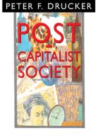 Post-Capitalist Society