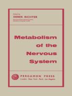 Metabolism of the Nervous System