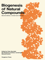 Biogenesis of Natural Compounds