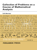 A Collection of Problems on a Course of Mathematical Analysis