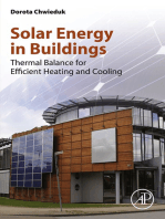 Solar Energy in Buildings: Thermal Balance for Efficient Heating and Cooling