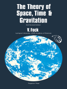 The Theory of Space, Time and Gravitation