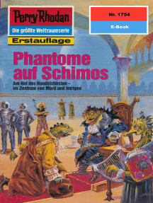"Perry Rhodan 1754: Phantome auf Schimos: Perry Rhodan-Zyklus ""Die Hamamesch"""