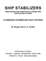 Ship Stabilizers: A Handbook for Merchant Navy Officers
