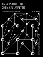 An Approach to Chemical Analysis