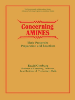 Concerning Amines