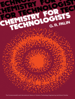 Chemistry for Technologists