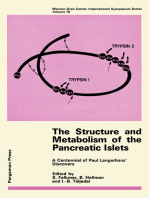 The Structure and Metabolism of the Pancreatic Islets