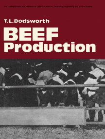Beef Production: The Commonwealth and International Library: Agriculture and Forestry Division