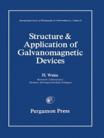 Structure and Application of Galvanomagnetic Devices