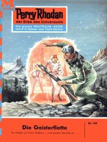 """Perry Rhodan 105: Die Geisterflotte: Perry Rhodan-Zyklus """"Die Posbis"""""""