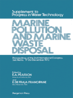 Marine Pollution and Marine Waste Disposal