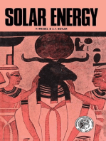 Solar Energy: Pergamon International Library of Science, Technology, Engineering and Social Studies