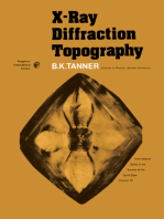 X-Ray Diffraction Topography: International Series in the Science of the Solid State