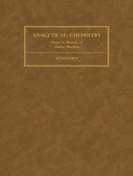Essays on Analytical Chemistry