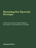 Housing for Special Groups