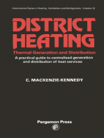 District Heating, Thermal Generation and Distribution