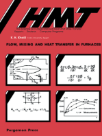 Flow, Mixing and Heat Transfer in Furnaces