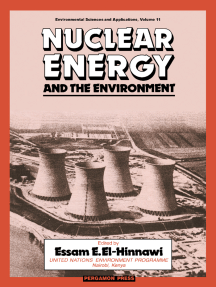 Nuclear Energy and the Environment: Environmental Sciences and Applications