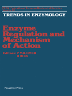 Enzyme Regulation and Mechanism of Action: Proceedings of the FEBS Special Meeting on Enzymes, Cavtat, Dubrovnik, 1979