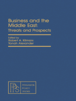 Business and the Middle East