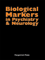 Biological Markers in Psychiatry and Neurology