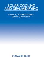Solar Cooling and Dehumidifying