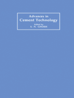 Advances in Cement Technology: Critical Reviews and Case Studies on Manufacturing, Quality Control, Optimization and Use