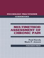 Multimethod Assessment of Chronic Pain