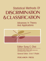 Statistical Methods of Discrimination and Classification