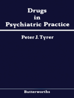 Drugs in Psychiatric Practice