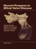 Recent Progress in Mitral Valve Disease