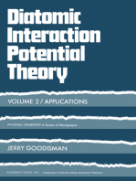 Diatomic Interaction Potential Theory