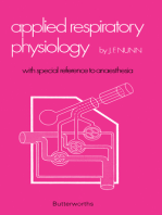 Applied Respiratory Physiology: With Special Reference to Anaesthesia