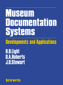 Museum Documentation Systems: Developments and Applications