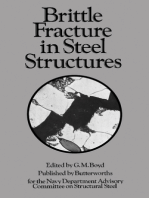 Brittle Fracture in Steel Structures