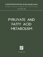 Pyruvate and Fatty Acid Metabolism