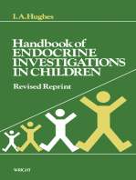 Handbook of Endocrine Investigations in Children