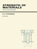 Strength of Materials: Theory and Examples