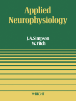 Applied Neurophysiology: With Particular Reference to Anaesthesia