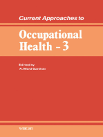 Current Approaches to Occupational Health: Volume 3