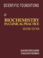 Scientific Foundations of Biochemistry in Clinical Practice