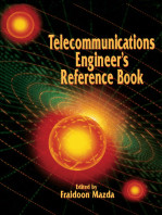 Telecommunications Engineer's Reference Book