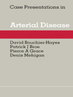 Case Presentations in Arterial Disease