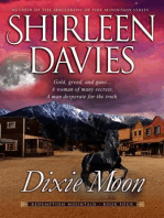 Dixie Moon (Redemption Mountain Historical Western Romance, #4)