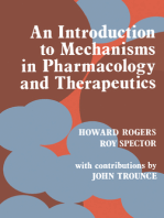 An Introduction to Mechanisms in Pharmacology and Therapeutics