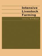 Intensive Livestock Farming