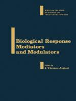 Biological Response Mediators and Modulators