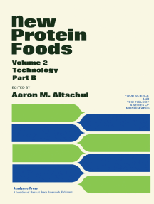 New Protein Foods: Technology