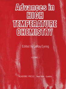 Advances in High Temperature Chemistry: Volume 2